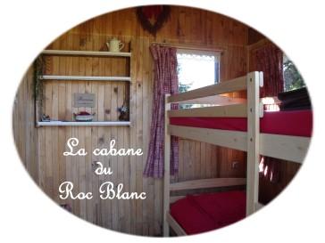 La cabane du Roc Blanc